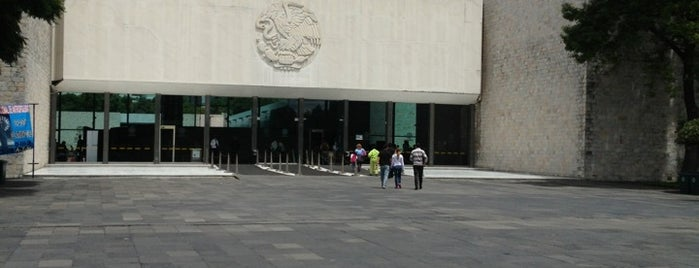 Museo Nacional de Antropología is one of Lizさんのお気に入りスポット.