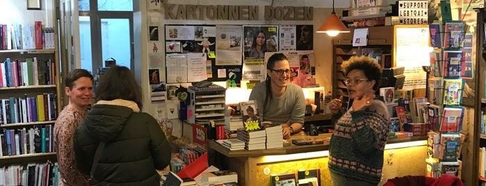 Kartonnen Dozen is one of Antwerp.