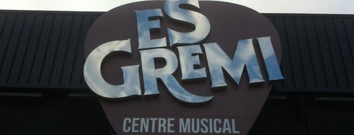 Es Gremi is one of Palma mallorca.