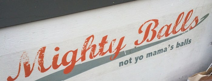 Mighty Balls is one of Nyc.