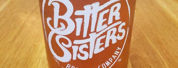 Bitter Sisters Brewing Company is one of สถานที่ที่ Jeff ถูกใจ.