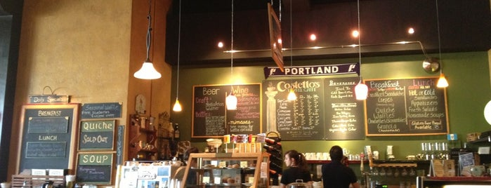 Costello's Travel Caffe is one of T+L's Definitive Guide to Portland.