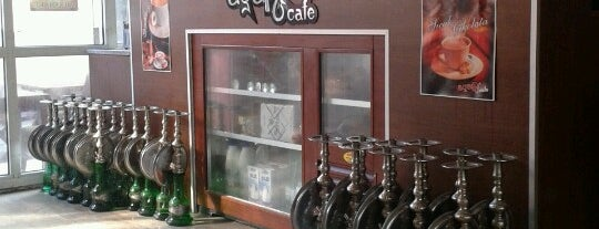 Agapi Cafe is one of Nargile Izmir.