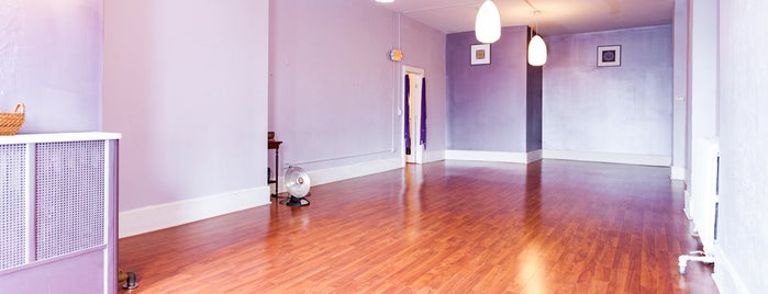 Westchester Yoga Arts is one of new ro must try.