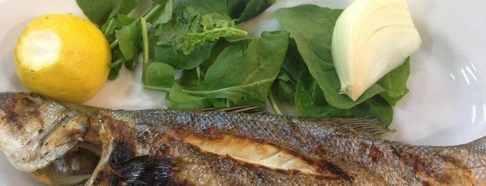 Leb-i Derya Balık Mutfağı is one of Yemek.