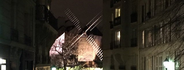 Antoine de Montmartre is one of Paris.