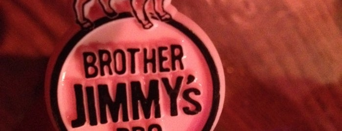 Brother Jimmy's BBQ is one of Absolute Worst Bars in NYC.