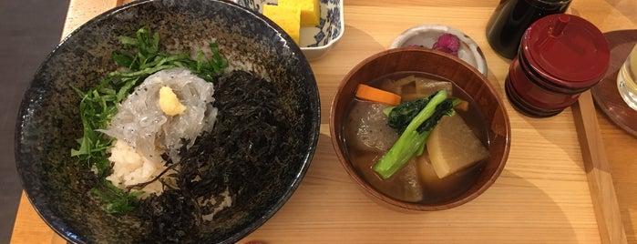 こまち茶屋 is one of Tempat yang Disukai T.