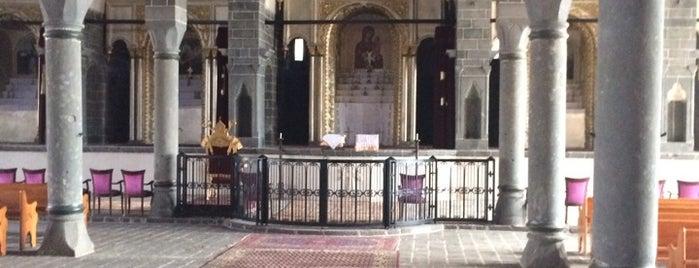 Surp Giragos Ermeni Kilisesi is one of melike 님이 좋아한 장소.