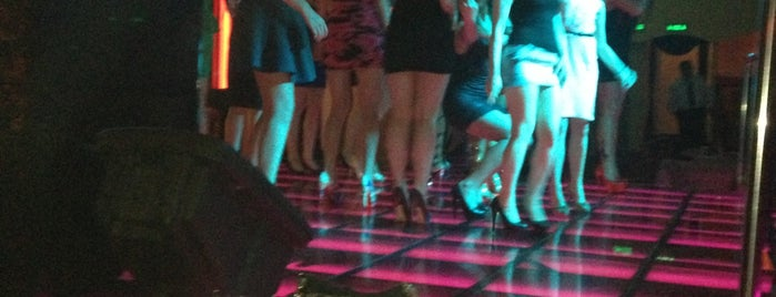 Çankaya Night Club is one of VOLKAN : понравившиеся места.