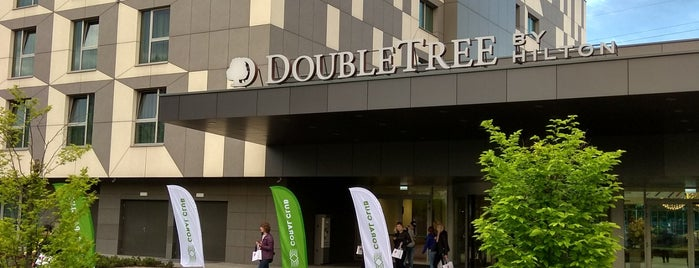 DoubleTree by Hilton is one of Cracovie.