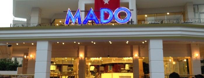 Mado is one of สถานที่ที่บันทึกไว้ของ Burcu.