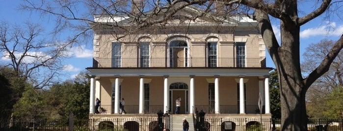 Hampton-Preston Mansion is one of South Carolina.