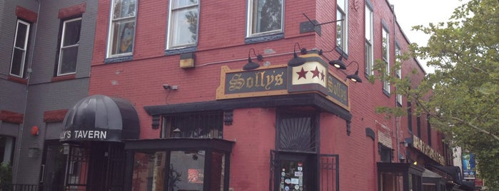 Solly's is one of Lieux qui ont plu à Russell.