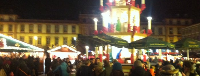 Weihnachtsmarkt Darmstadt is one of Darmstadt - must visit.