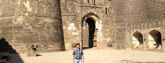 Daulatabad Fort is one of Guide to Aurangabad district by ŠKODA.