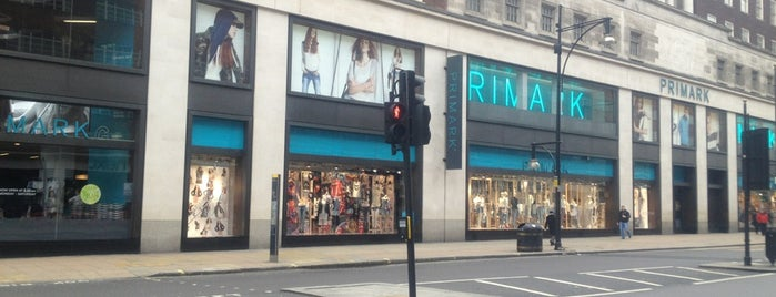 Primark is one of London, baby!.