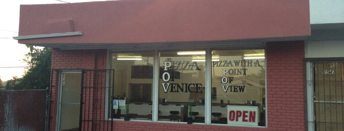 Pizza of Venice is one of Eater/Thrillist/Enfactuation 3.