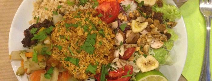 Le Puits de Legumes is one of Healthy & Veggie Food in Paris.