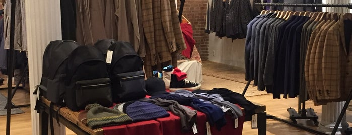 ONS Clothing is one of NYC Men's Shops.