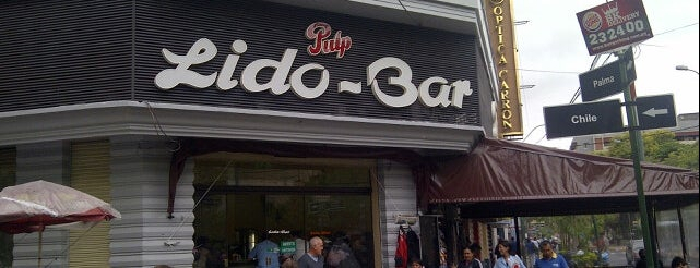 Lido Bar is one of Locais curtidos por Marcos.