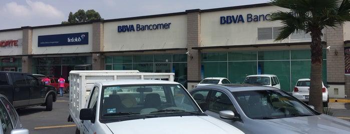 BBVA Bancomer is one of Orte, die Genaro gefallen.