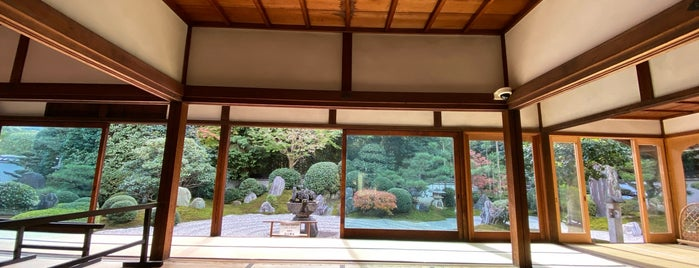 霊雲院 is one of Mirei Shigemori 重森三玲.