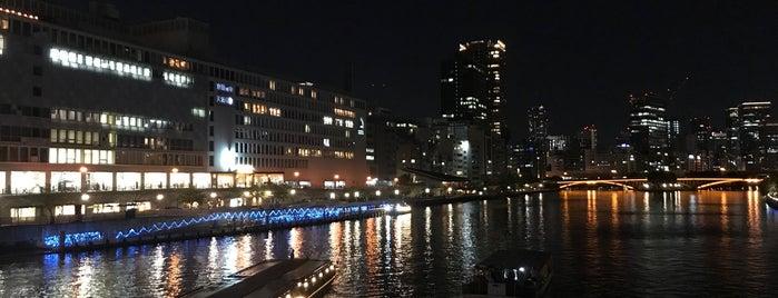 大川 is one of Osaka Eats/Drinks/Shopping/Stays.