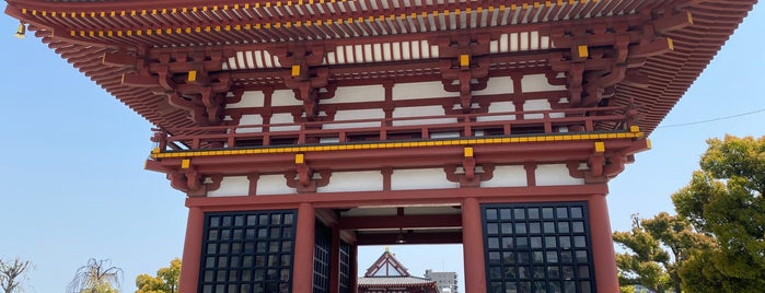 極楽門 is one of Lugares favoritos de Shigeo.