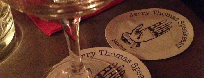 The Jerry Thomas Project is one of ROME.