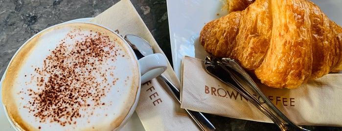 Brown Café Bokor is one of สถานที่ที่ Drew ถูกใจ.