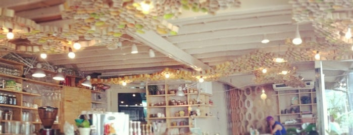 Conpanno Coffee Shop is one of Great places to visit in Thailand.