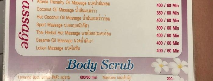 Massage Corner is one of Locais curtidos por Andrei.