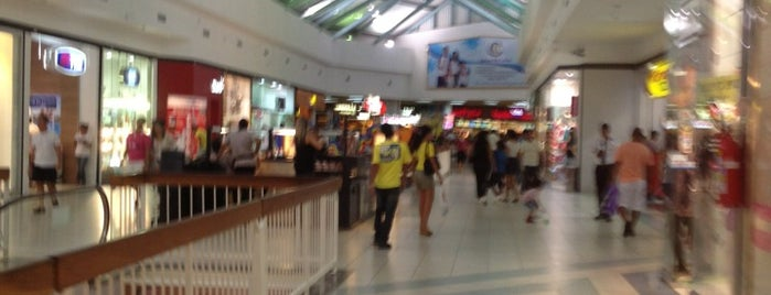 Maceió Shopping is one of prefeitura.