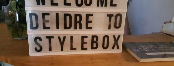 Stylebox Salon is one of Orte, die Afi gefallen.