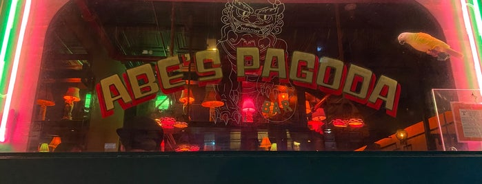 Abe's Pagoda is one of NEW DORP//NEW YORK (part three).