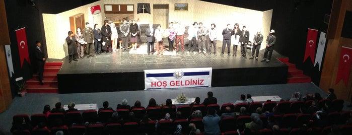 Sivas Devlet Tiyatrosu is one of Locais curtidos por UFuK•ॐ.