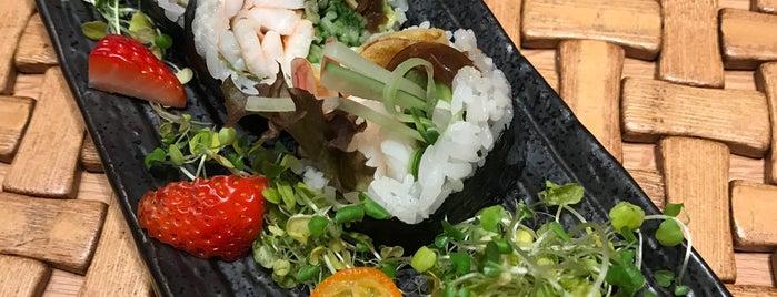 Izakaya Sushi Bar is one of гданьск посетить.