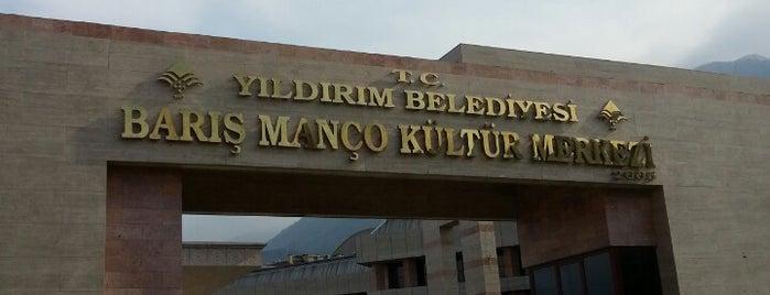 Barış Manço Kültür Merkezi is one of Gözde : понравившиеся места.
