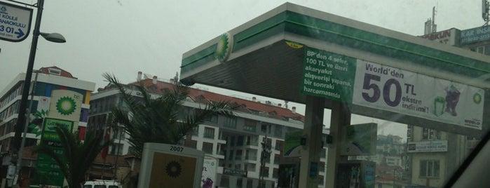 BP is one of SU things (Edit/Merge/Delete).