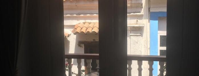 Hotel Casa del Coliseo is one of Orte, die Emily gefallen.