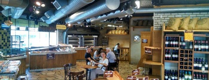 Berman's Bakery is one of Israel.