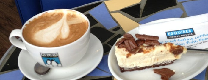 Esquires Coffee is one of Coventry.