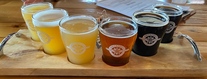 WhichCraft Brews is one of Breweries I've been to..
