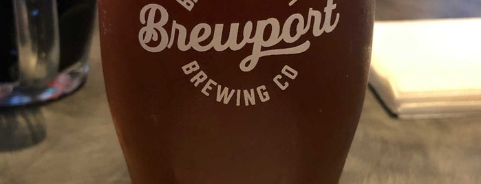 Brewport is one of Beer time.
