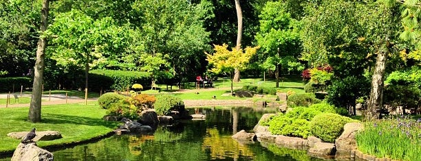 Holland Park is one of London, UK (attractions).