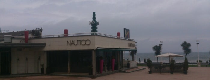 Náutico is one of Skate Spots Gijon.