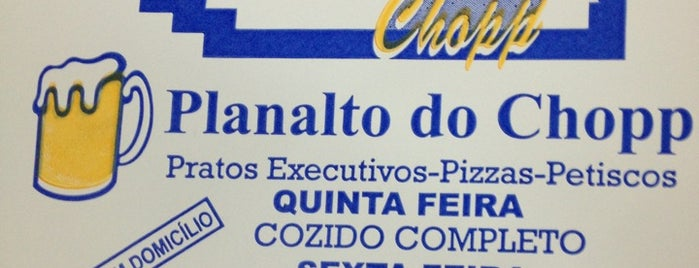 Planalto do Chopp is one of Fernando Fernandezさんのお気に入りスポット.