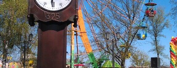 Парк Культуры is one of Denis : понравившиеся места.