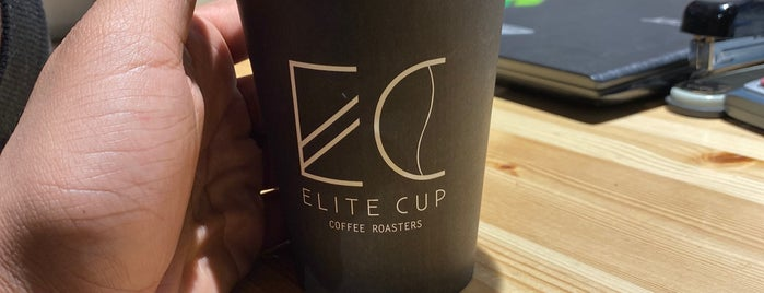 Elite Cup Roasting is one of Coffee shops ( need to try).